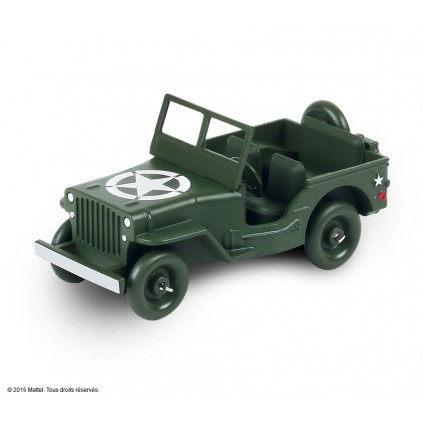 La Jeep US Army réf. 24 M Dinky™ Toys