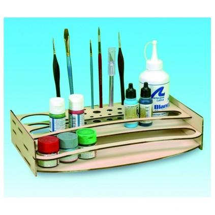 Dispositif d'organisation pour peinture et outils