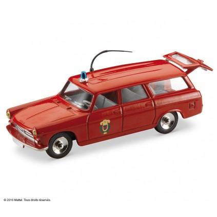 La Peugeot 404 Break Pompiers de Paris réf.525 P Dinky™ Toys