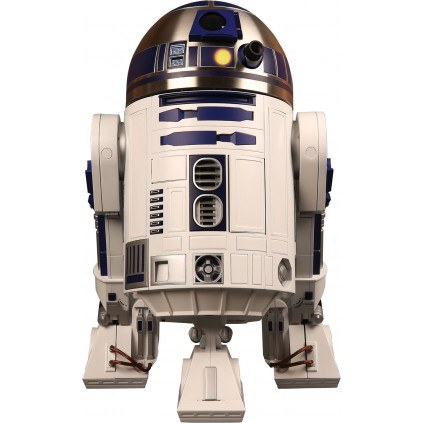 Construisez votre R2-D2 I Echelle 1/2