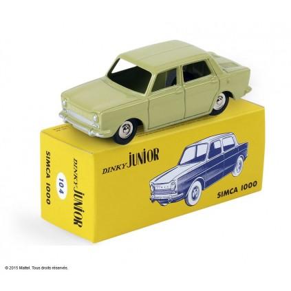 La Simca 1000 réf. 104 Dinky™ Toys