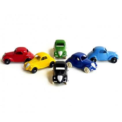 "Le coffret ""Simca 5"" Dinky™ Toys"