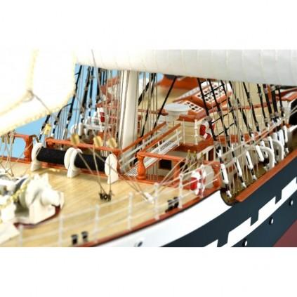 Belem Navire Ecole I Echelle 1/75 I Kit Complet