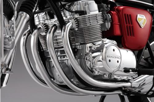 Honda CB750   Maquette échelle 1/4