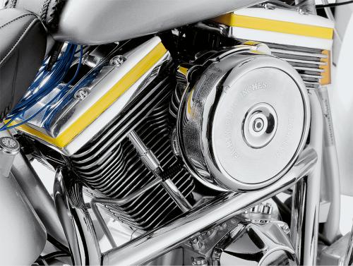 Harley Davidson Fat Boy | Maquette échelle 1/4