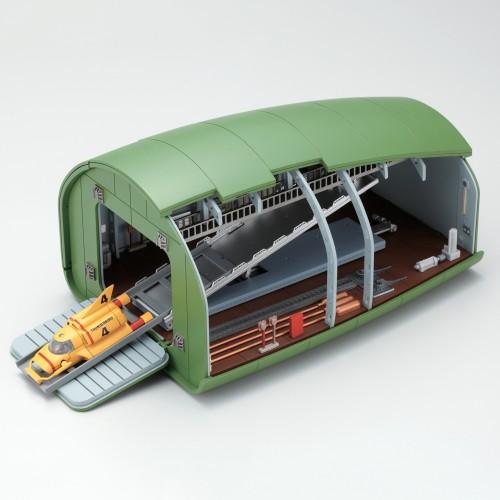 Construisez votre Thunderbird 2 I Echelle 1/144