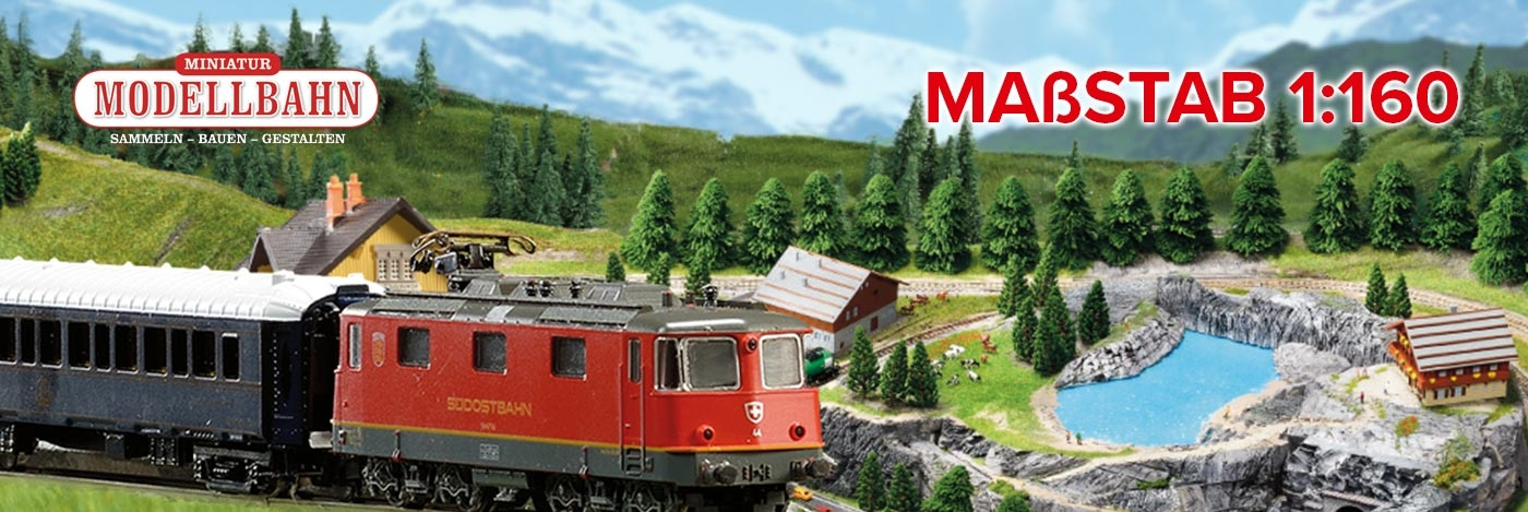 Eisenbahn der Alpen