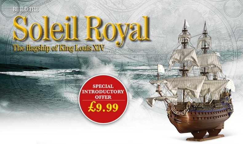 Build your own Soleil Royal