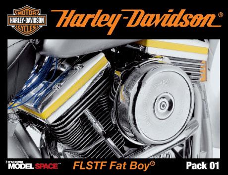 Harley-Davidson Fat Boy Magazine
