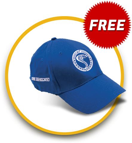 Free Shelby Cap