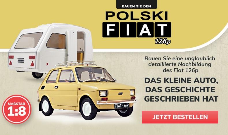 Bauen das Fiat 126p