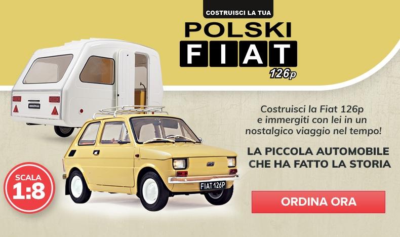 Costruisci la Fiat 126p