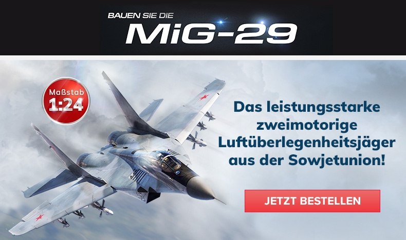 Bauen das MIG-29