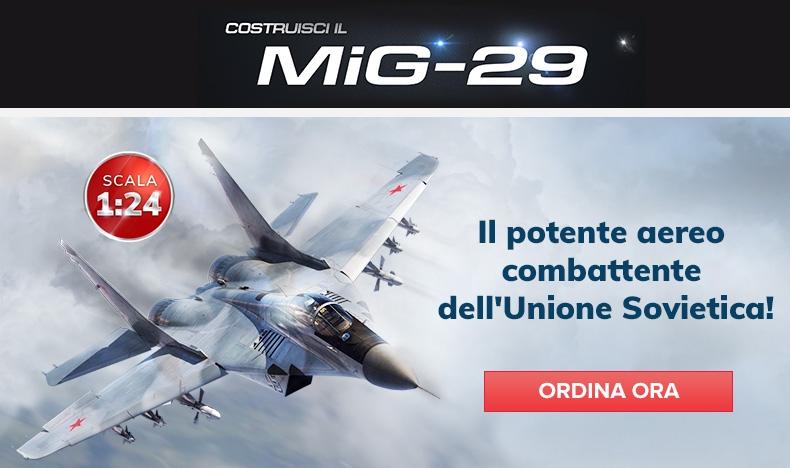 Costruisci il MiG-29