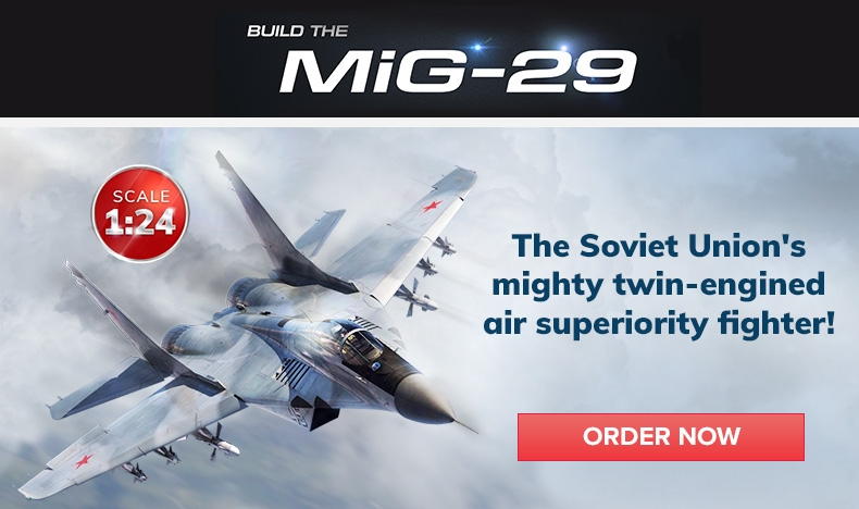 Build the MiG-29