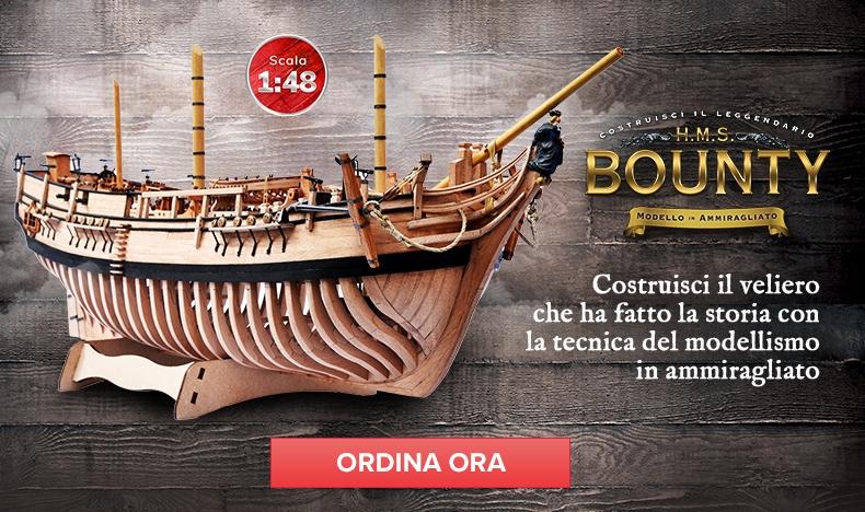 Bounty in ammiragliato