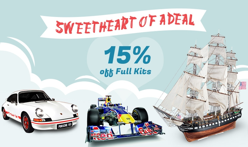 Sweetheart Month Sale