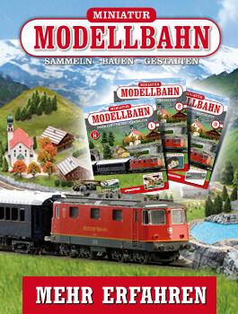 Modellbahn-Sammlung