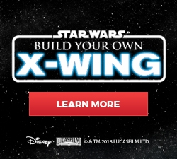 Build your own X-wing - Coming Soon!