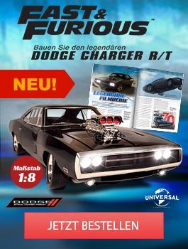 Fast & Furious Dodge