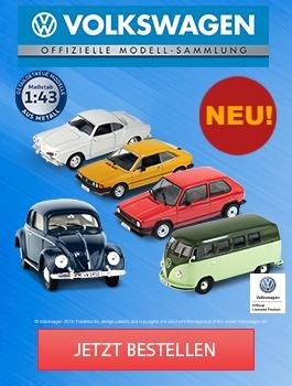 VW Offizielle Modell Sammlung