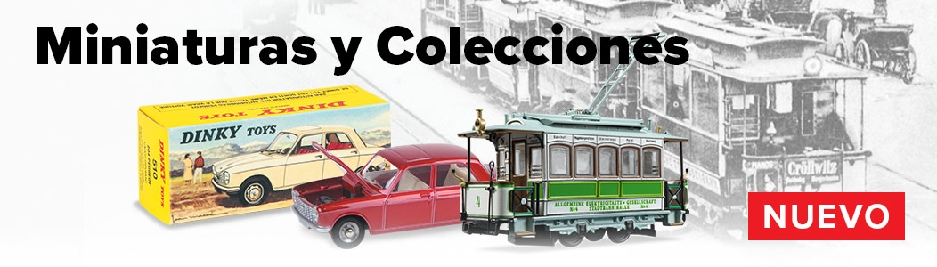 Miniaturas y Colecciones