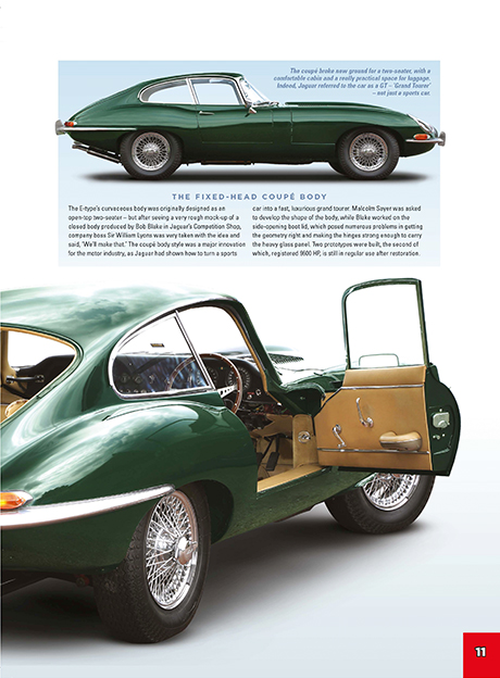 Jaguar E-type Page 11