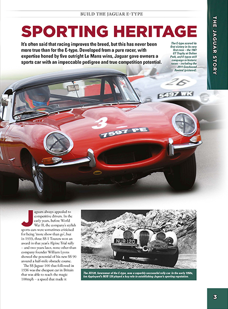 Jaguar E-type Page 3