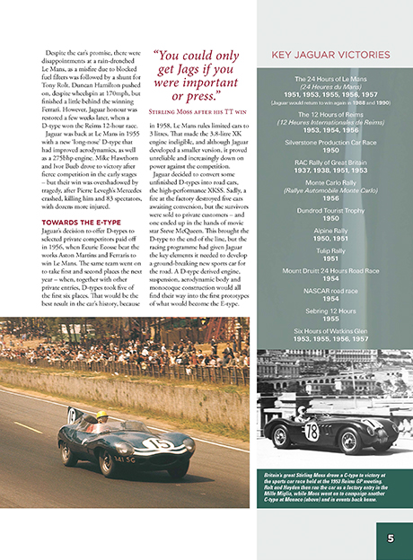 Jaguar E-type Page 5