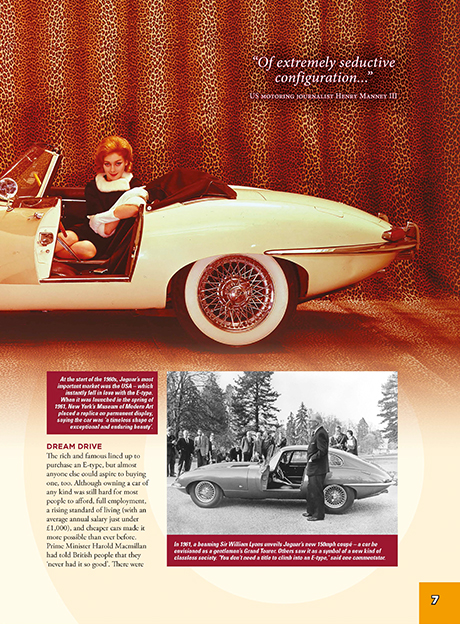Jaguar E-type Page 7
