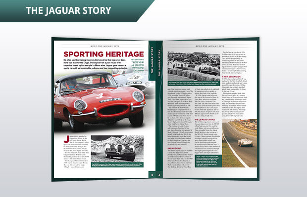 A history of the acclaimed British carmaker, covering the company's motor racing pedigree, its role in creating the sports car concept, and its current status as a manufacturer on the cutting edge of automotive design.