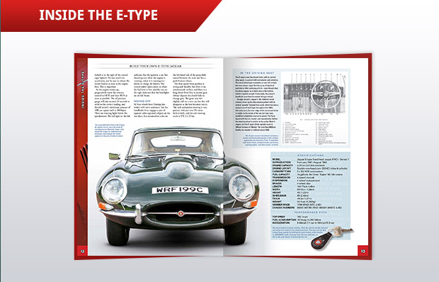 Discover the secrets of the the E-Type's groundbreaking design and engineering with this in-depth look beneath the bonnet of the classic British sports car.