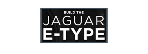 Jaguar E-type - De Agostini
