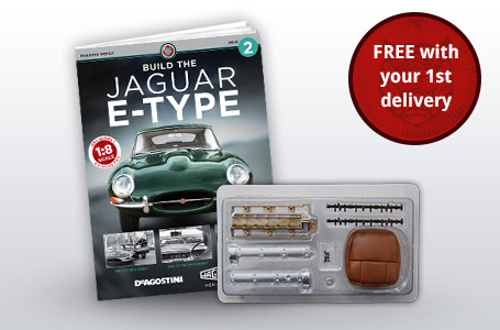 Your next magazine and set of parts FREE with your 1st delivery