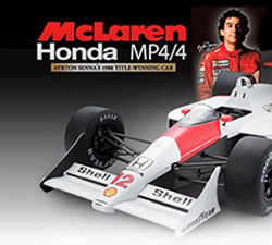Costruisci la McLaren MP4/4