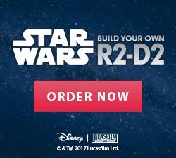Build R2D2