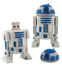 Free R2-D2 USB Stick