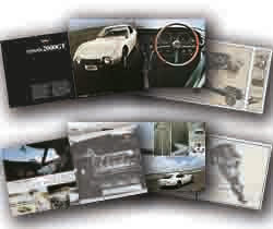 Toyota Facsmile Brochure