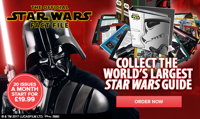 Collect the Star Wars Fact File