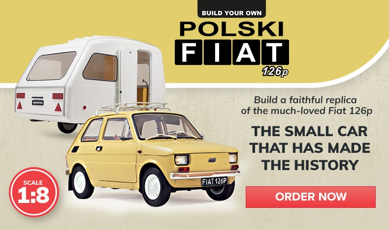 Build your own Fiat 126