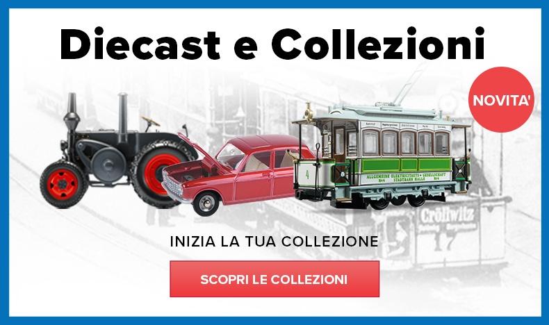 Diecast e Collezioni