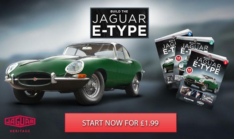 Order the Jaguar E-Type
