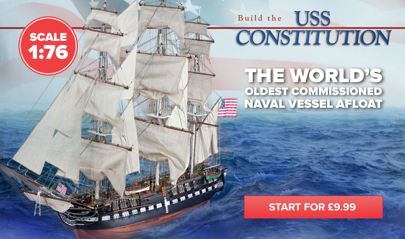 Build the USS Constitution