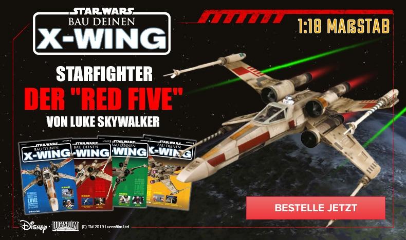 Bauen Sie X-Wing
