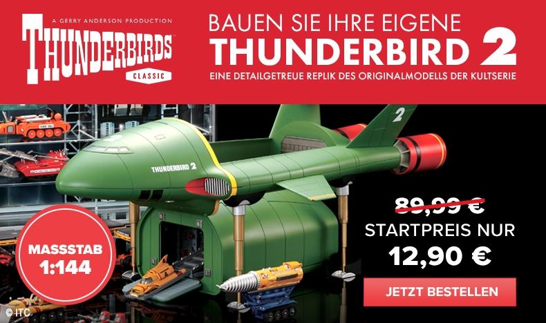 Bauen Sie die Thunderbird 2