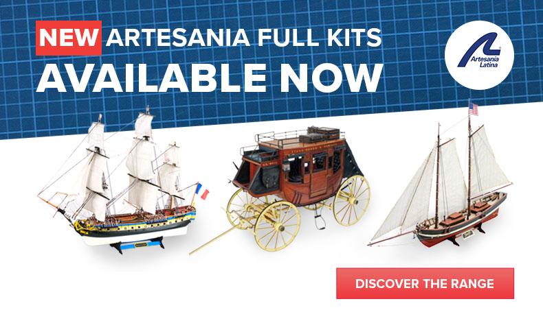 Discover Artesania Full Kits