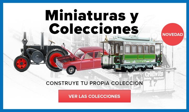 ¡Novedad! Miniaturas y Colecciones