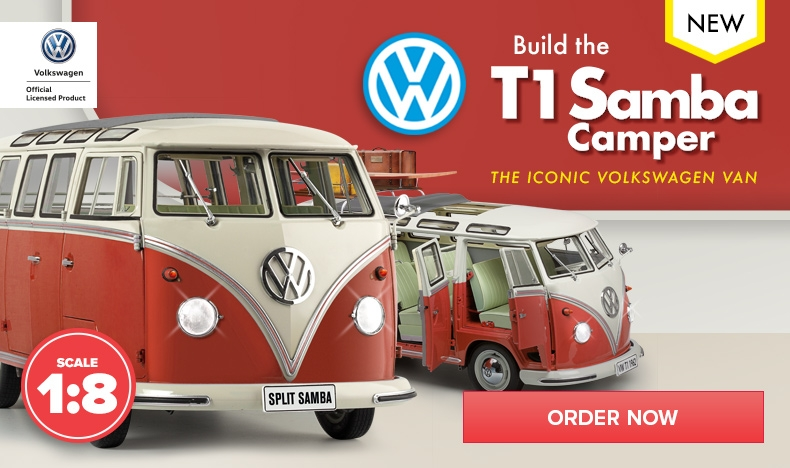 Build the VW Samba T1 Camper
