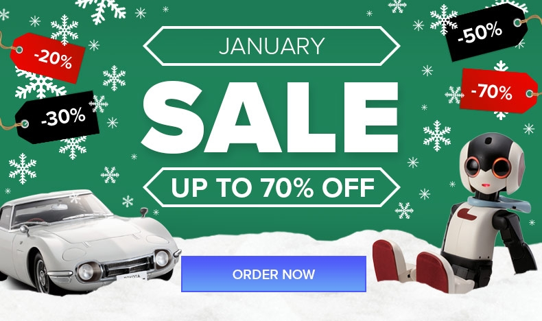 Boxing Day Sale: Up to 70% Off