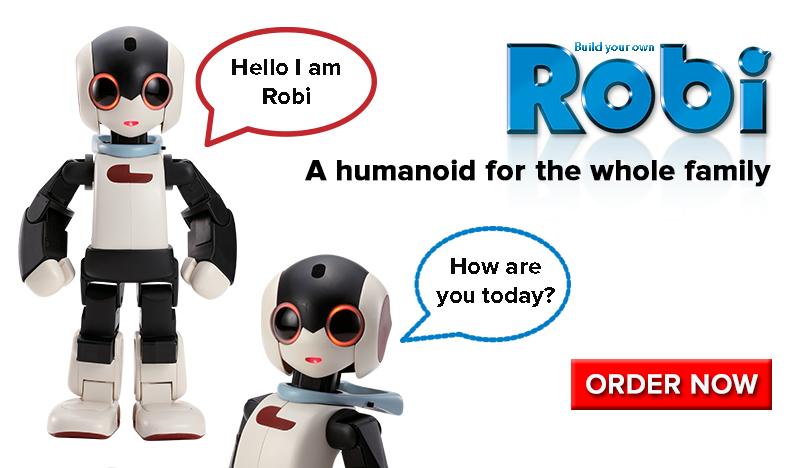 Build Robi